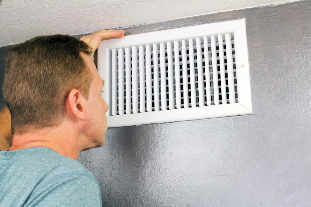 Ducts Can Easily Get Infested