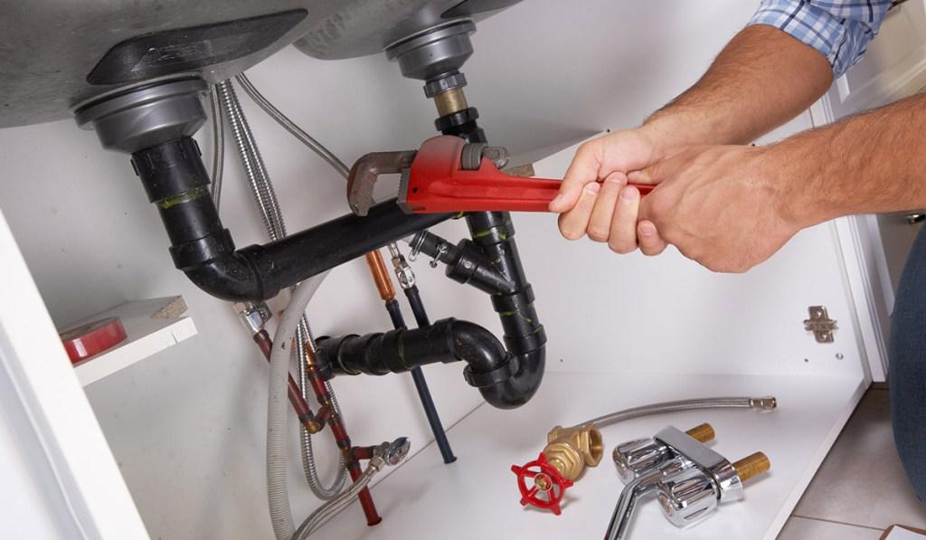 Get the plumbing in shape