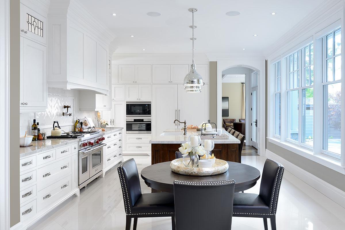 Renovating the Kitchen