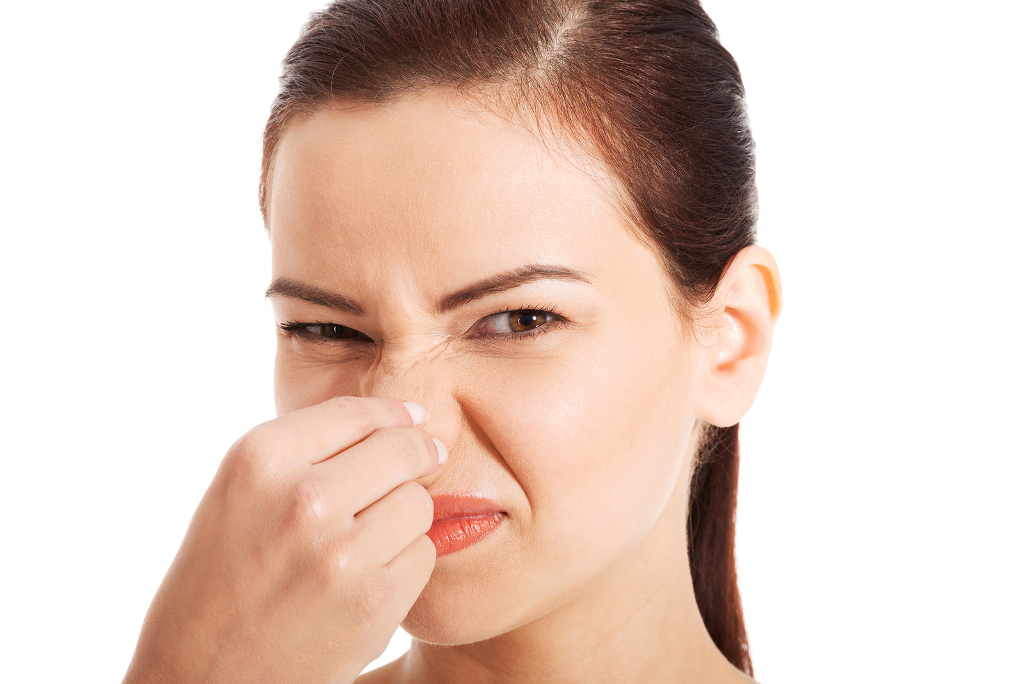 Unpleasant Odour
