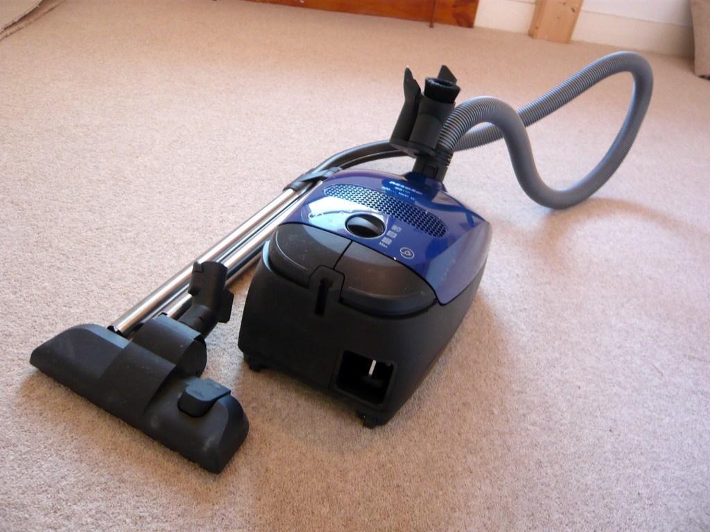 Utilizing the vacuum