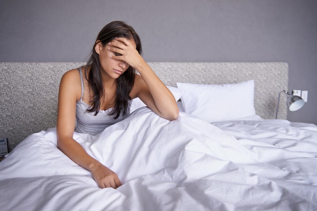 You Wake Up Feeling Tired