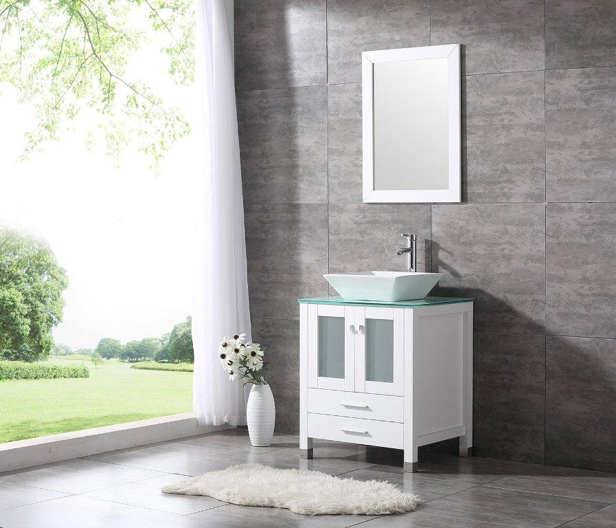 BATHJOY Modern Bathroom Vanity