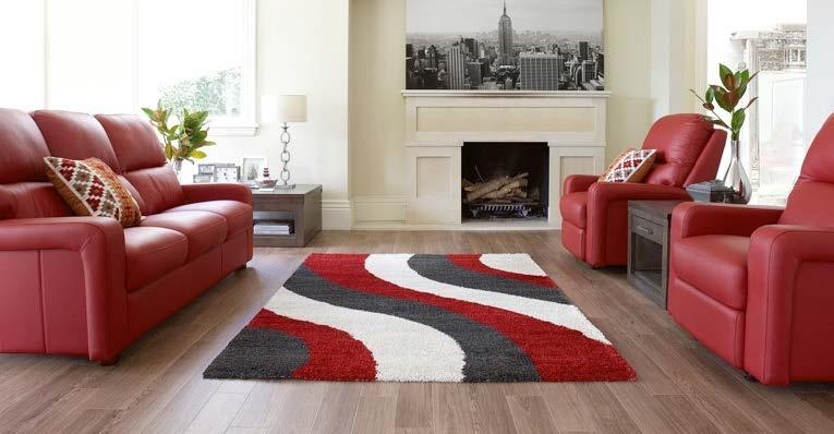 Choose a large rug