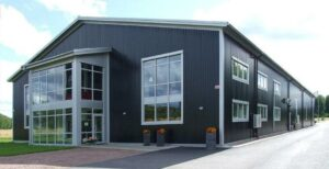 Why Commercial Steel Buildings are a Better Economic and Operational Choice