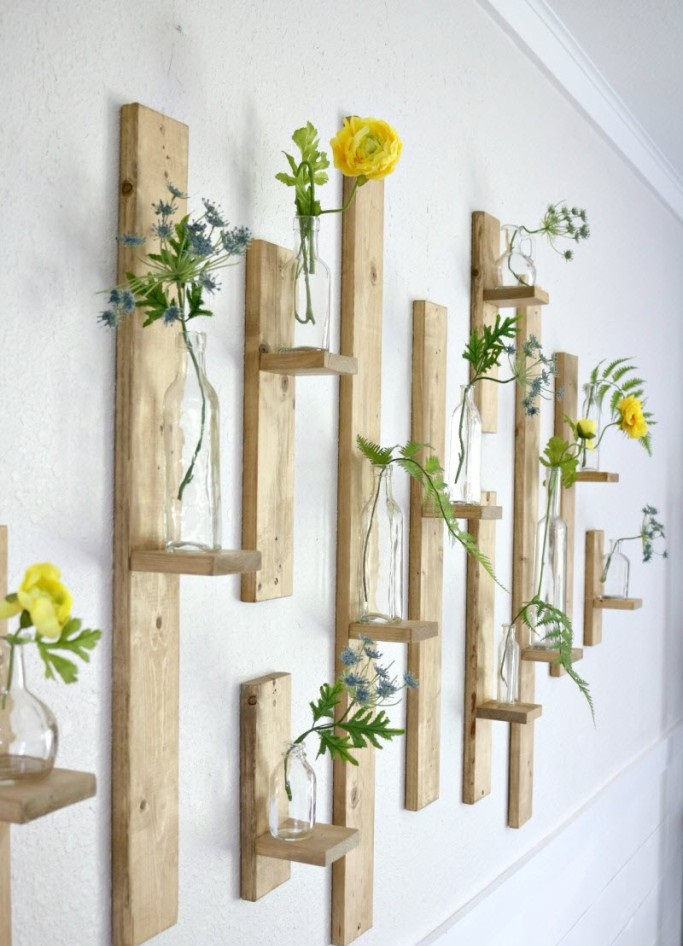 Create Beautiful Wooden Home Décor