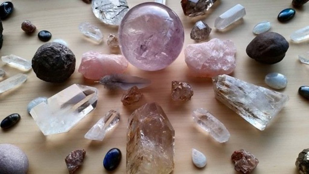 Different Types of Crystal