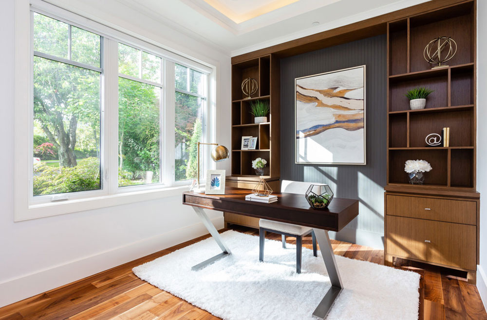 Eliminate areas of clutter