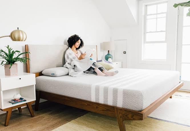 Get a comfortable mattress