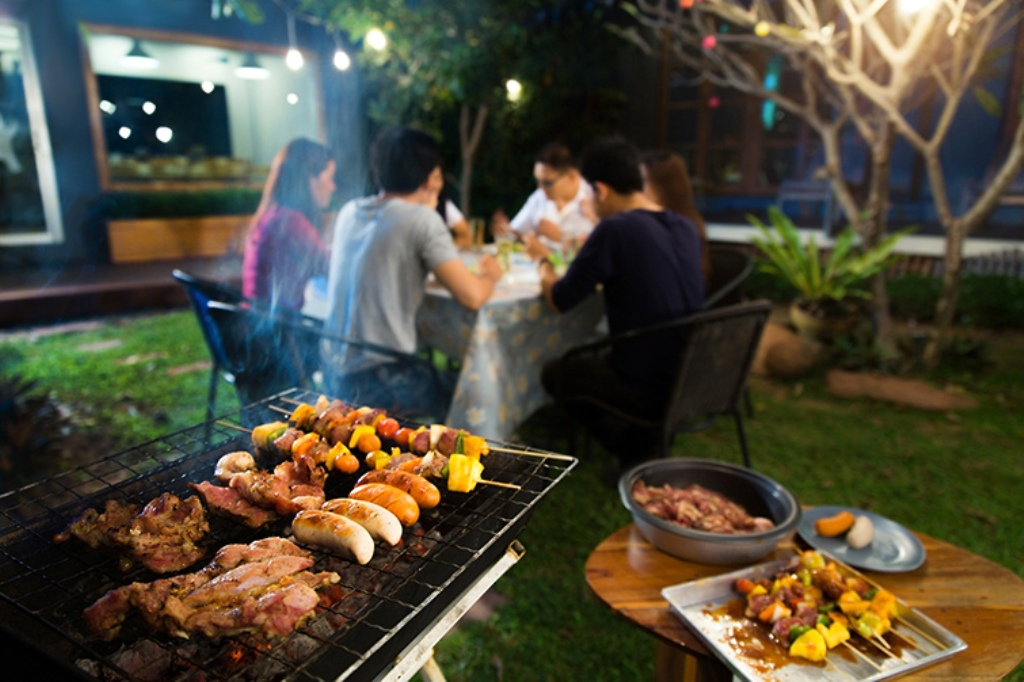 American BBQ – getting competitive