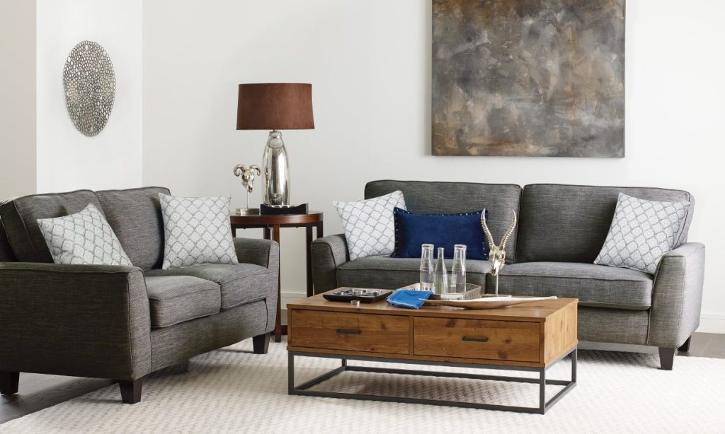 Begin with your Living Room