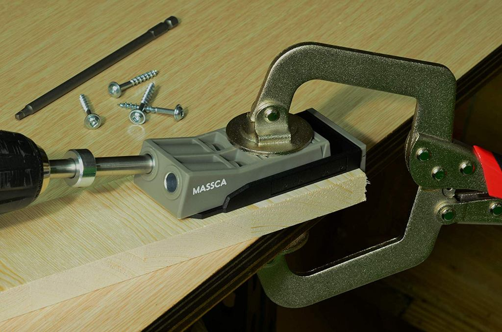 More Information On What Pocket Hole Joinery Entails