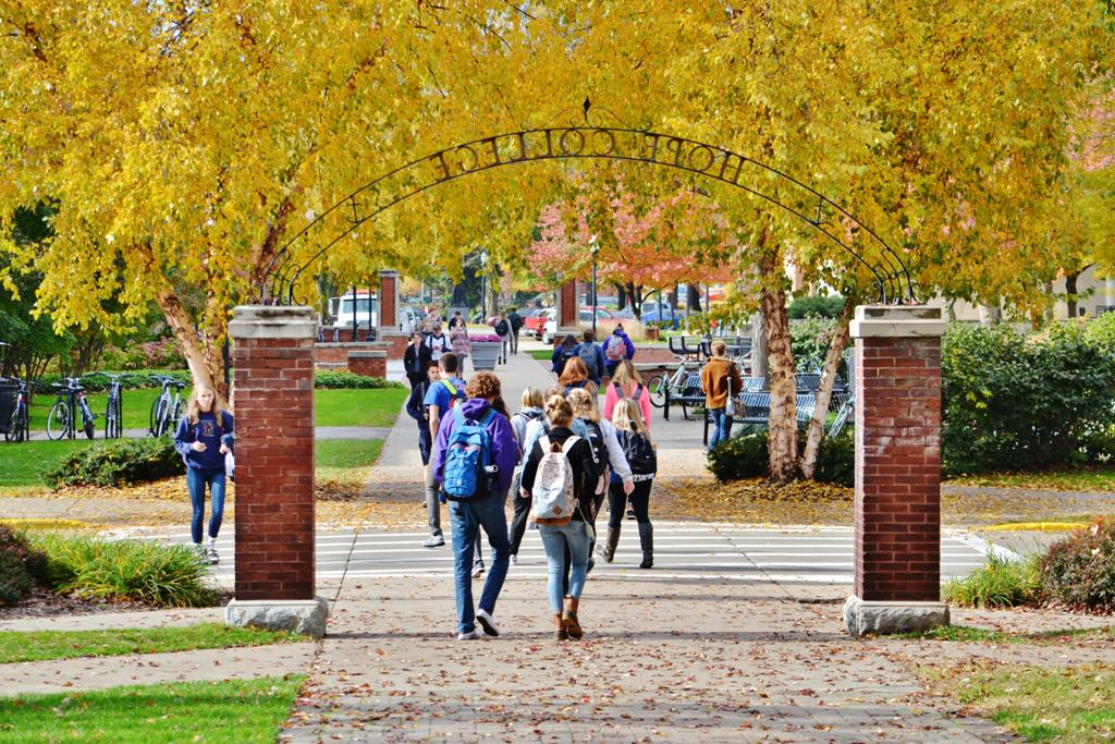 Why select a good campus