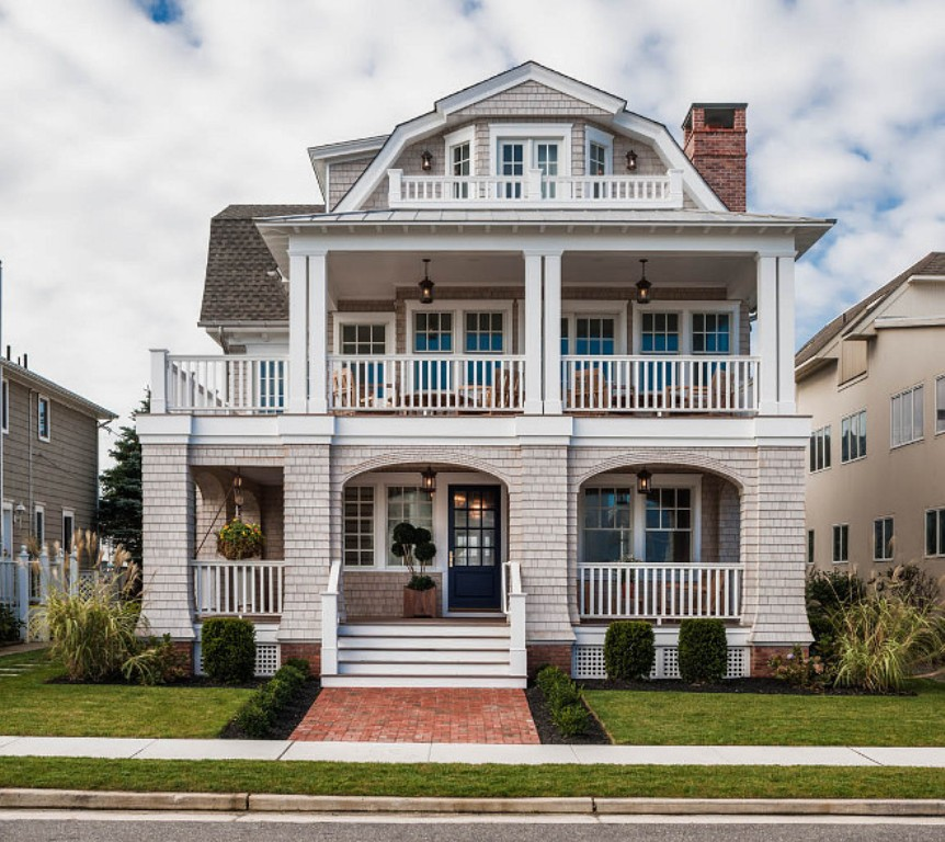 Best Front of House Ideas