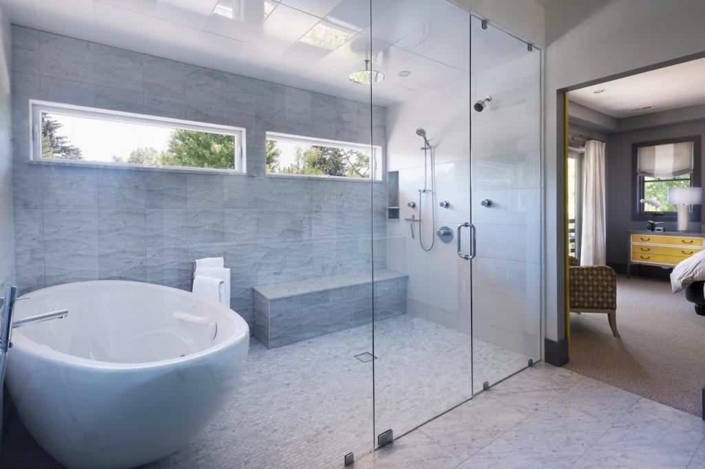 Create a Wet Room