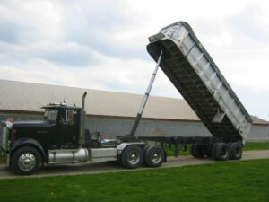 Dump Truck and Trailer Safety