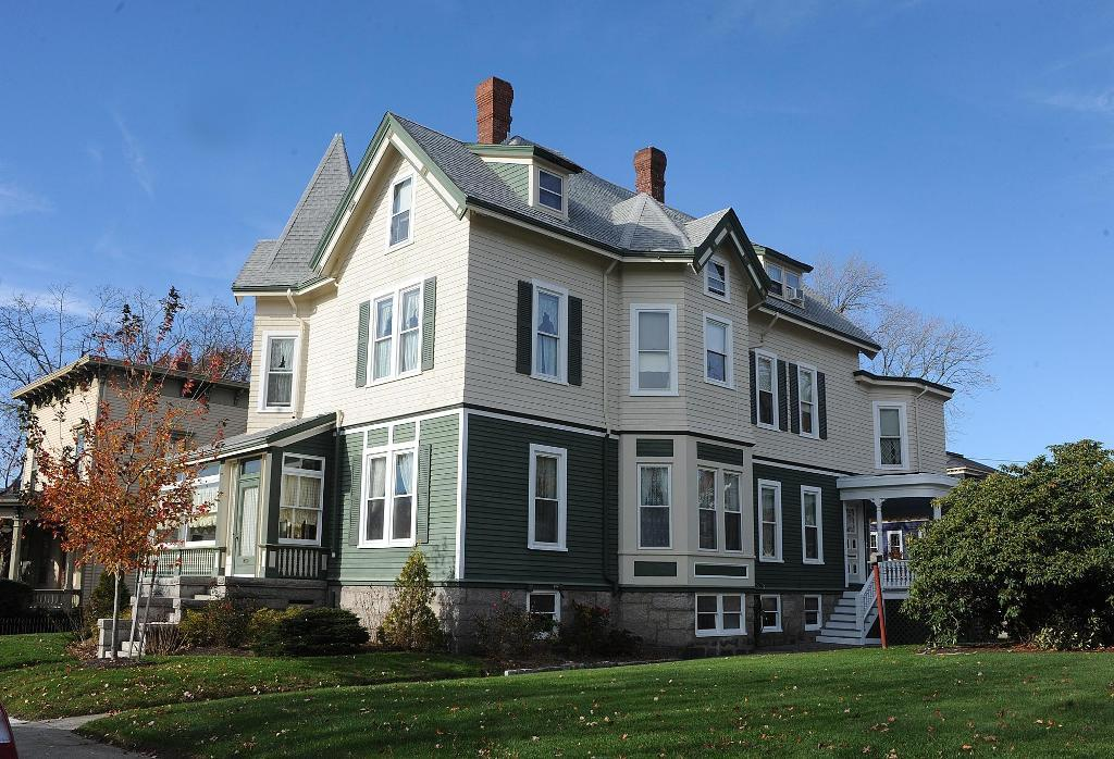 Lizzie Borden House, USA