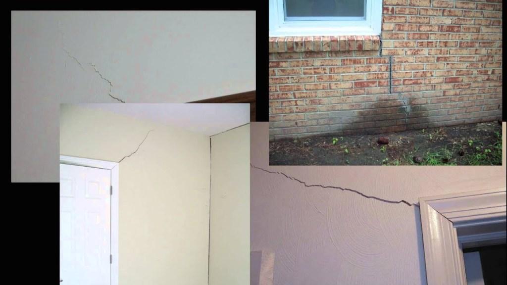 Structural damages