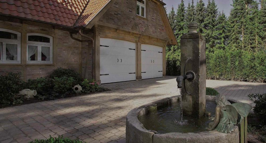 Try and secure your garage