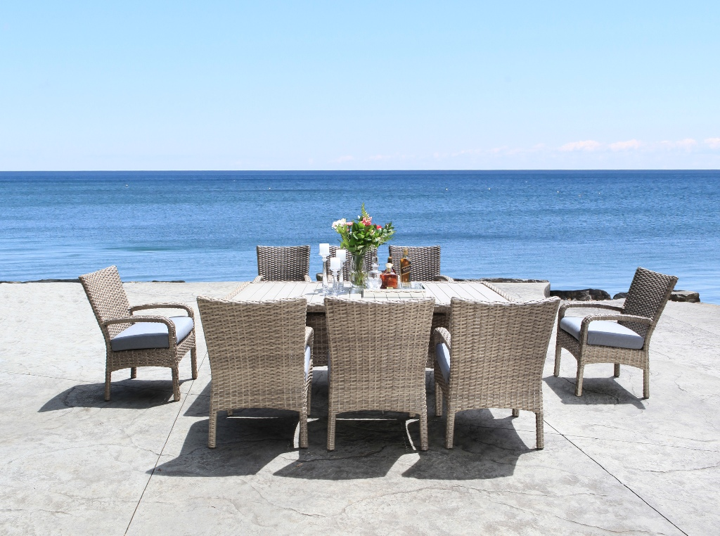 Useful Tips in Choosing Furniture for Your Patio