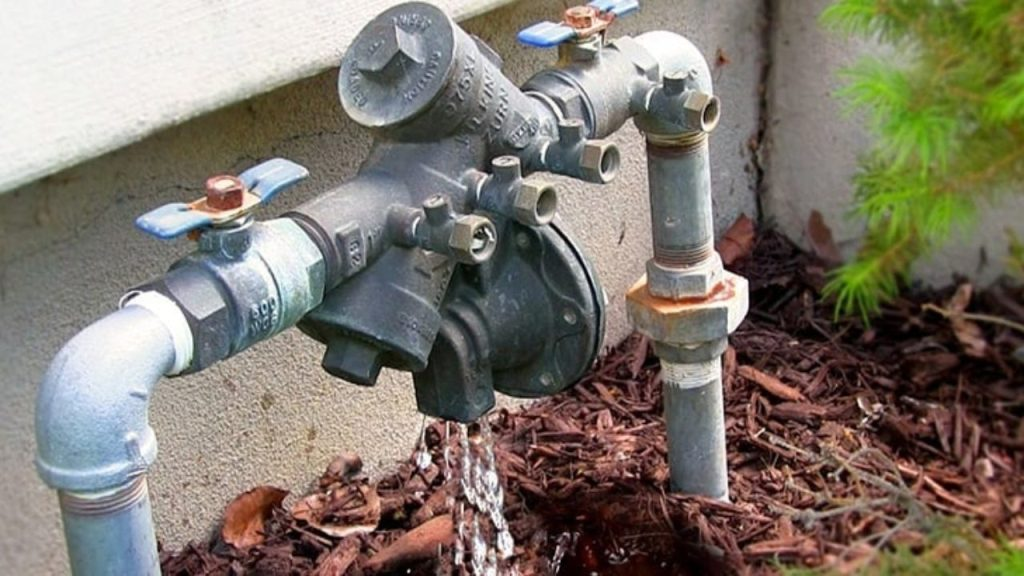 What is Backflow