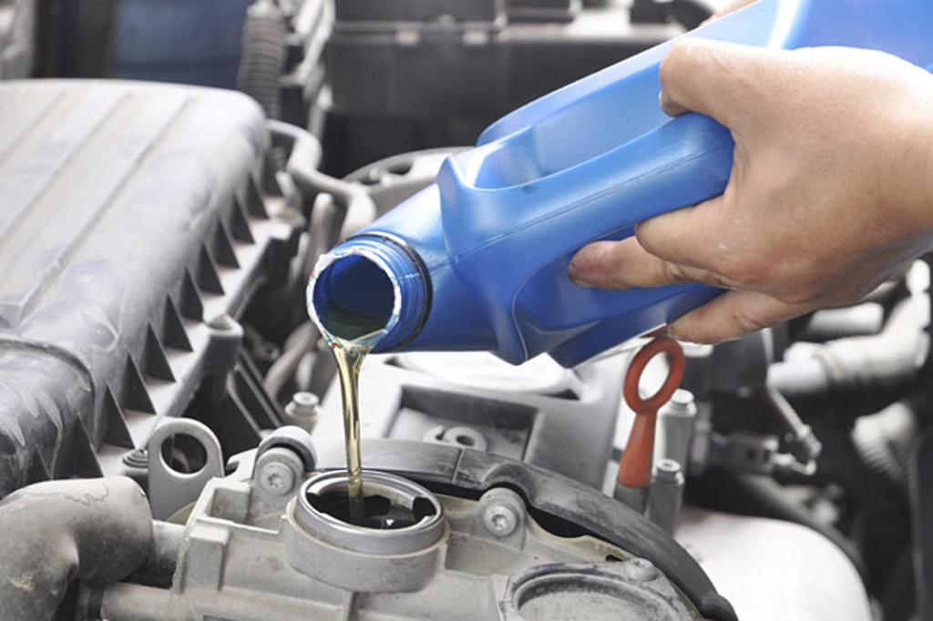 Maintain Fuel and Fluids