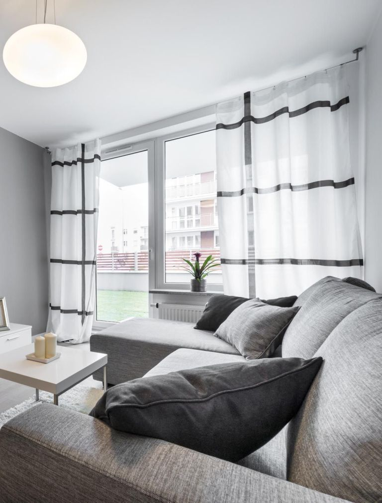 Window Treatments for Low Ceilings