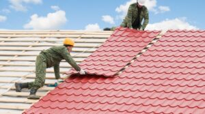 Types of Roof Restoration