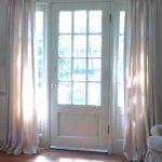 Door Curtains Keep Privacy in Style!