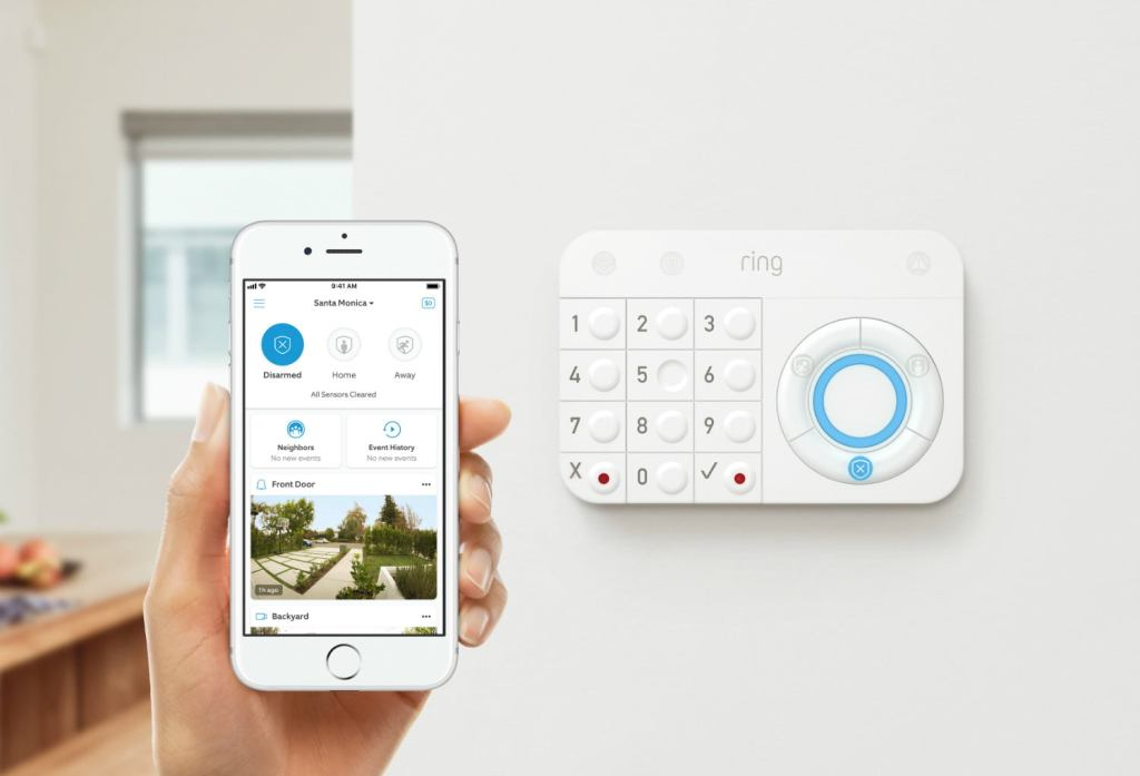 Easy Home Security and Surveillance