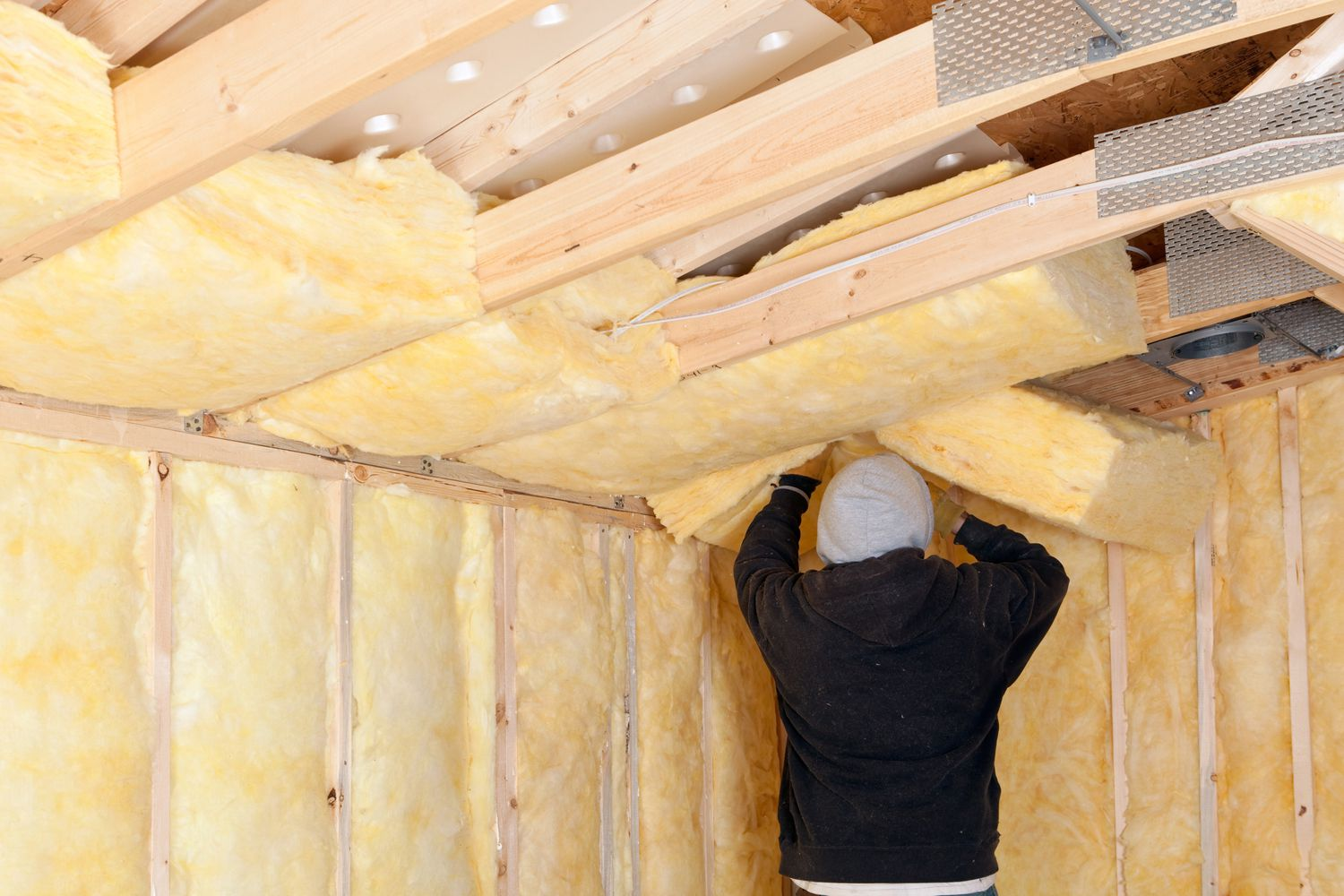 Install the Insulations