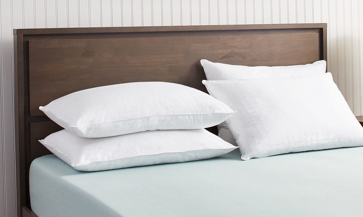 Learn More About Types of Pillows