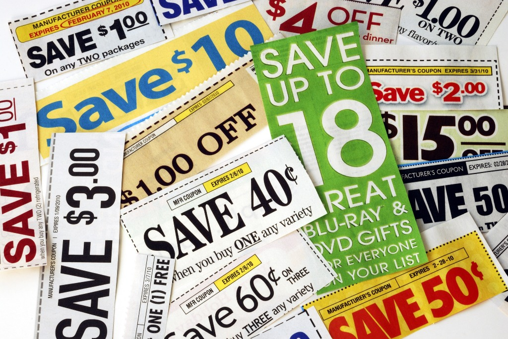 Look For Deals Or Coupons