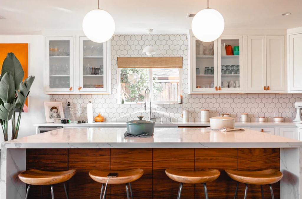 Multitask your kitchen furniture
