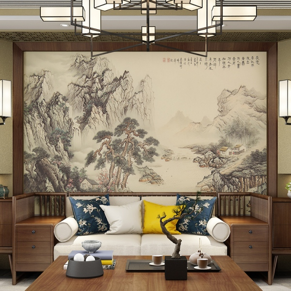 Mural Wall Covering2