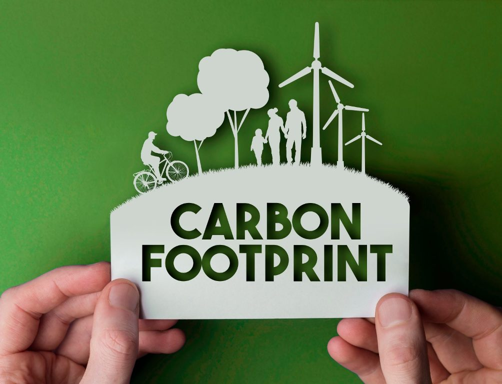 Reduces Your Carbon Footprint