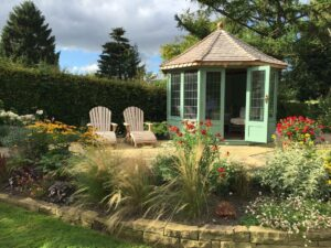 Pursuing Your Hobbies with a Dedicated Garden Space