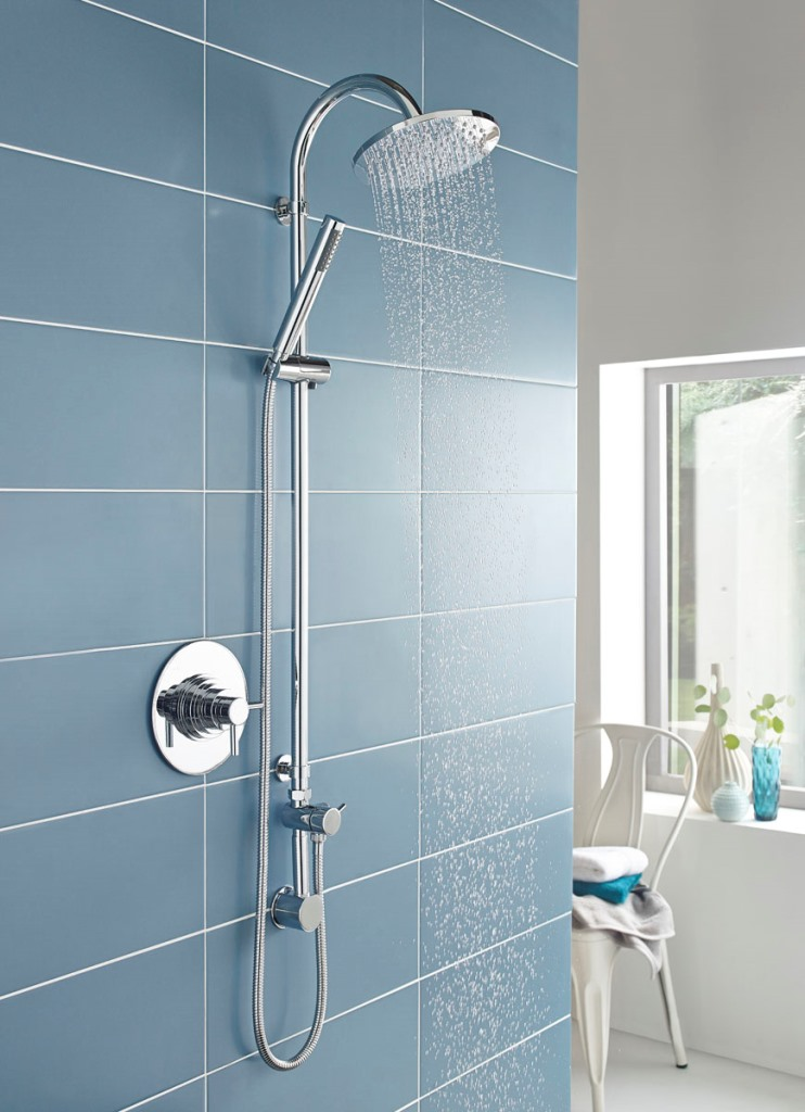 Showerhead Limescale Cleaning