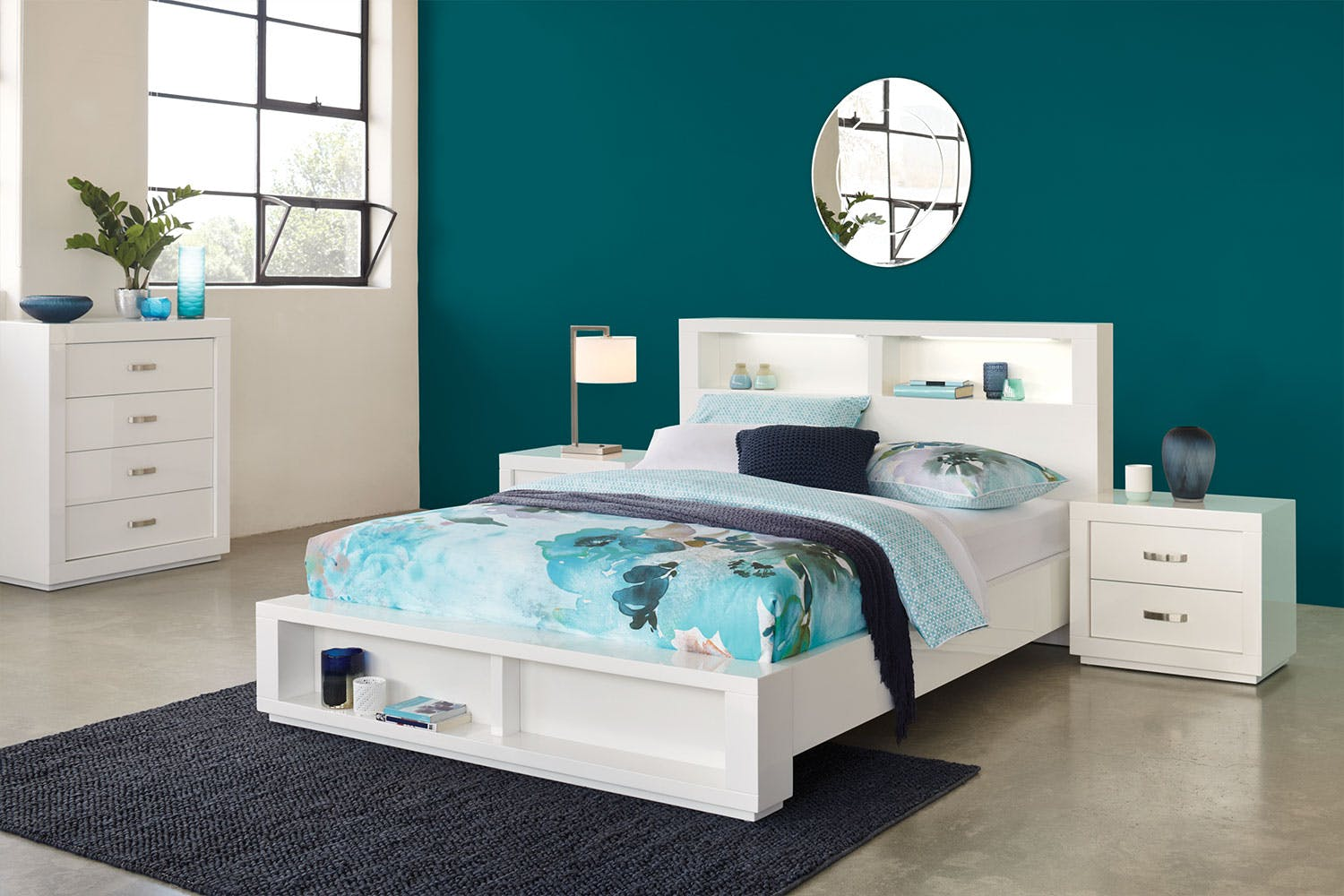 What The Bed Frame Does