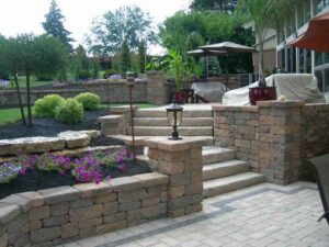 Uses and Benefits of Retaining Wall Marion