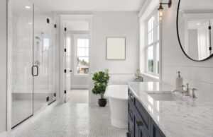 Flooring Options for Bathroom Renovation