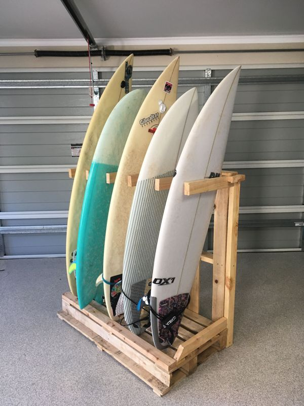 Extra Care Tips Before Storing Your Surfboards
