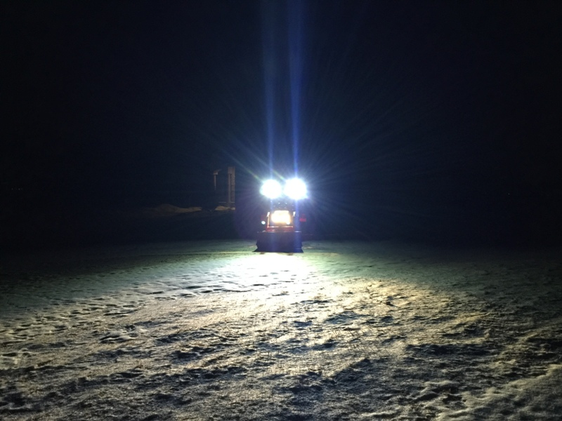 LED Lights for Your Tractor1