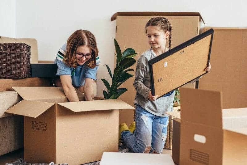Find Cheap Moving Boxes