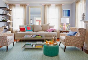 Seven Smart Ways to Give Your Living Room a Makeover