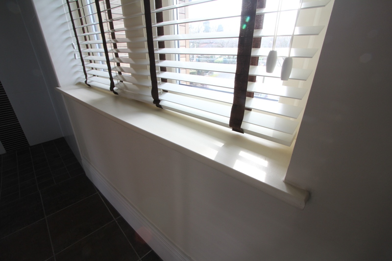 Prepare All Tools And Materials For Window Sill Installation