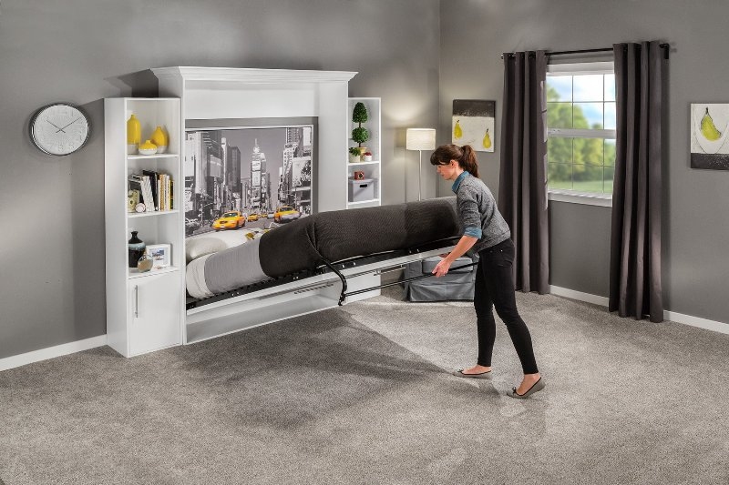Transforming Studio Apartments with Murphy Beds