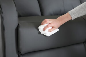 How To Clean Leather Sofa With Baking Soda