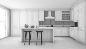 How Kitchen Fitters Can Help Design Your Dream Kitchen