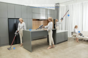 What Makes Cordless Vacuum Cleaner a Great Helper for Housewives?